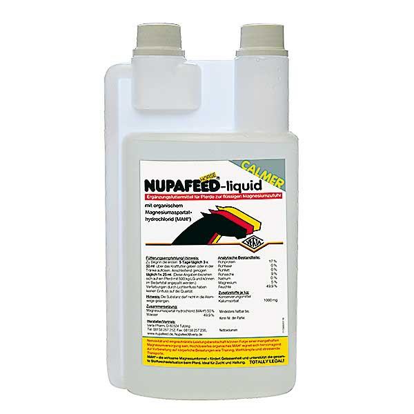 Nupafeed Horse Liquid - 1000 ml