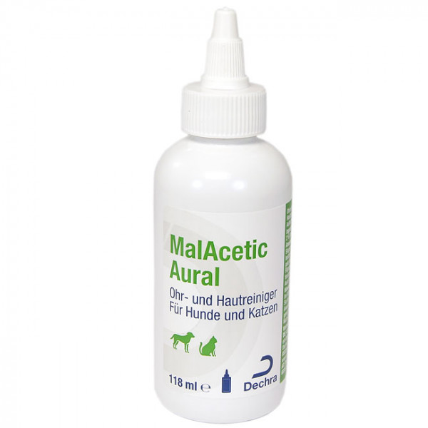 MalAcetic Aural 118 ml Ohrreiniger Hautpflege