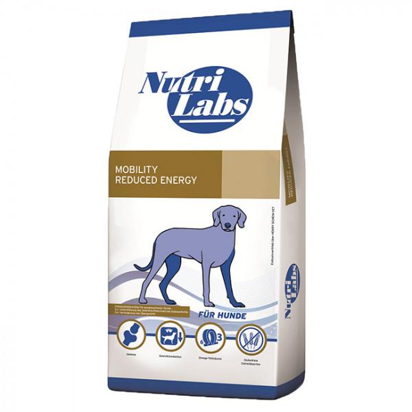 NutriLabs Hundefutter Trockenfuuter Mobility Reduced Energy 9kg
