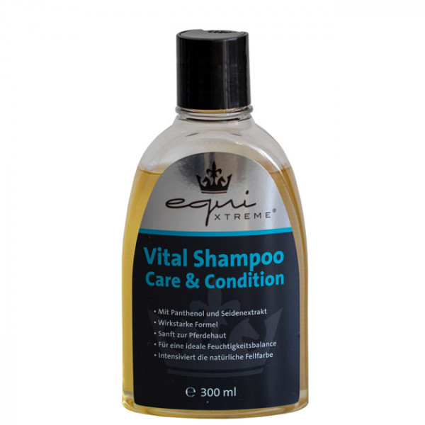 equiXTREME Vital Shampoo Care Condition 300ml