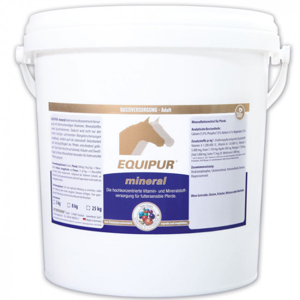 EQUIPUR - mineral 8000g
