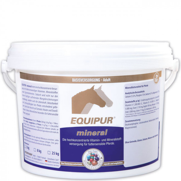 EQUIPUR - mineral 3000g
