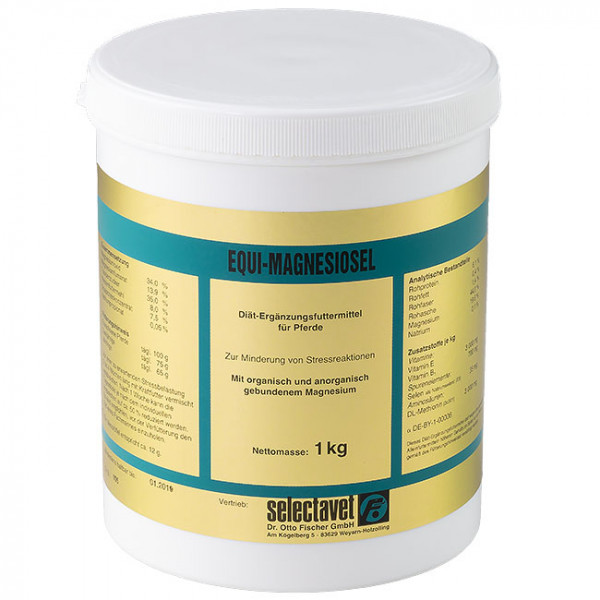 Equi-Magnesiosel 1000g