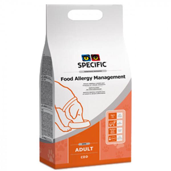 Specific Hund Food Allergy Management CDD 12kg Trockenfutter