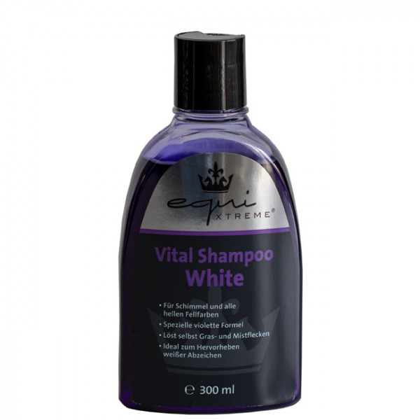 equiXTREME Vital Shampoo White 300ml