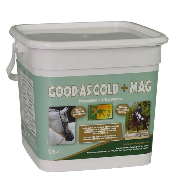 TRM Good as Gold Pulver + Magnesium 1,5kg
