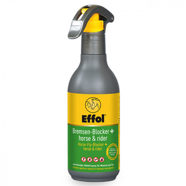 Effol Bremsen-Blocker + horse & rider 250 ml