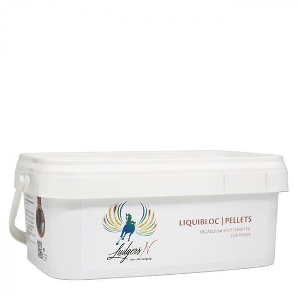 Ludgers Liquibloc Pellets 3kg