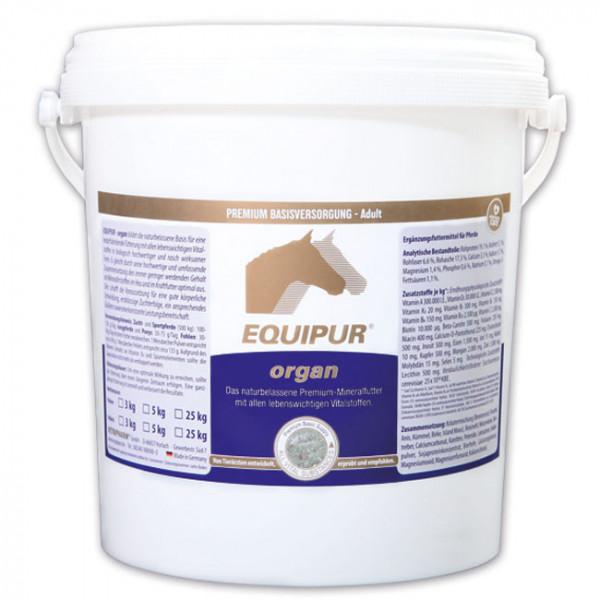 Equipur-organ Pellets 3000g