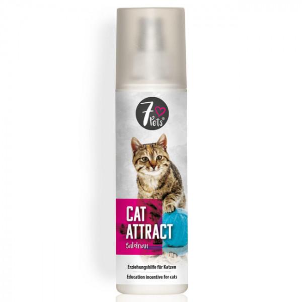 Schopf 7Pets Katze Cat Attract Baldrian 200ml