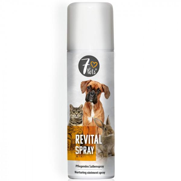 Schopf 7Pets Kleintiere Revital Spray 200ml