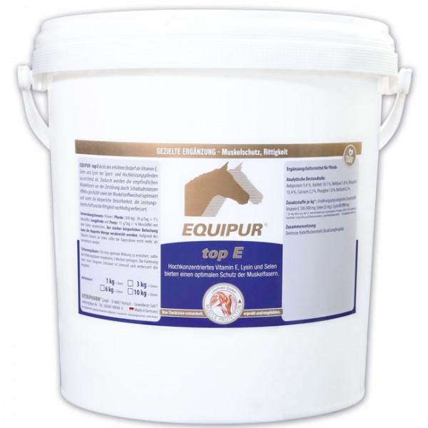 EQUIPUR - top E 6000g Pulver