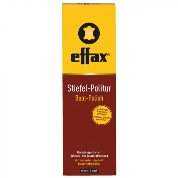 Effax Stiefelpolitur schwarz 75ml