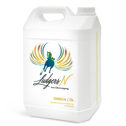 Ludgers Omega Öl - 5 Liter