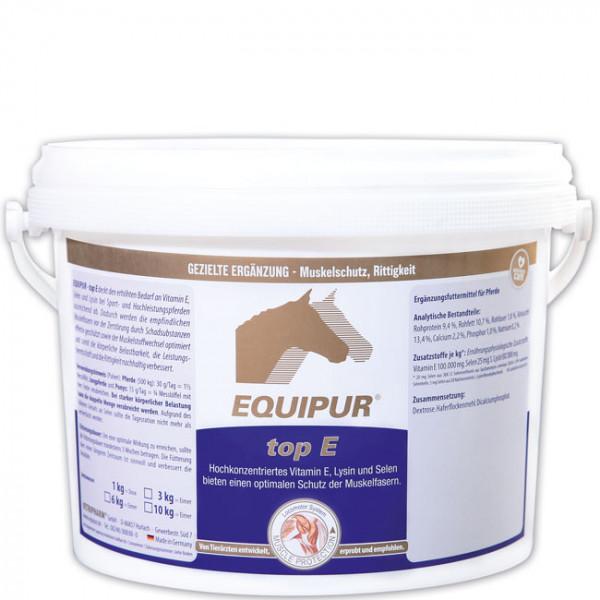 EQUIPUR - top E 3000g Pulver