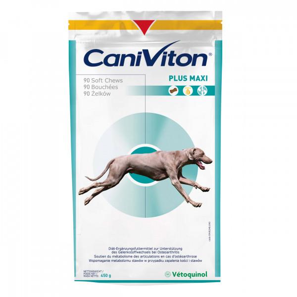 Caniviton plus maxi 90 chews