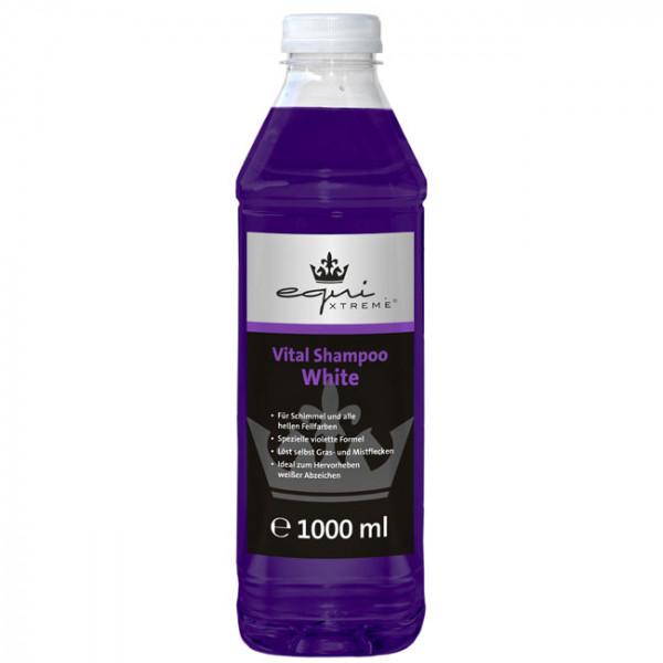 equiXTREME Vital Shampoo White 1000ml