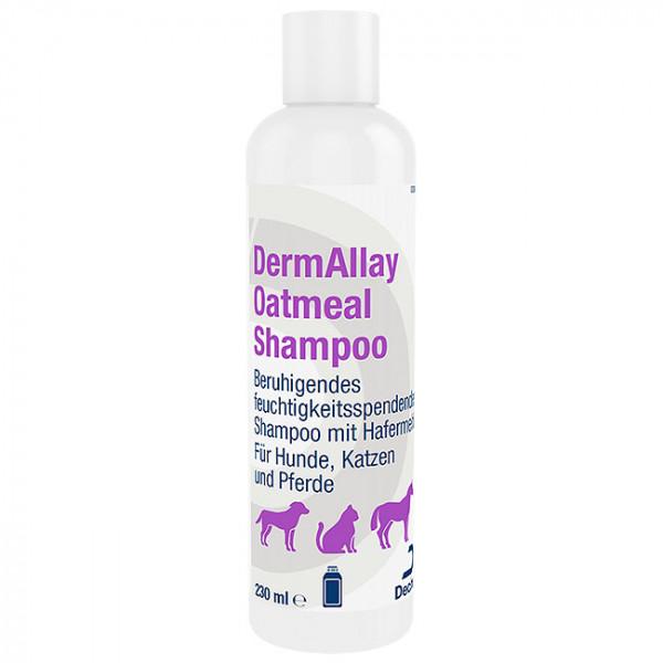 DermAllay Oatmeal Shampoo 230 ml bei Juckreiz