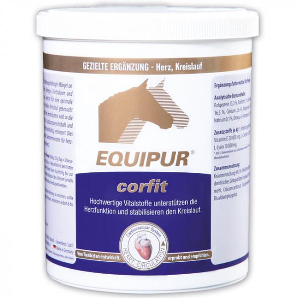 EQUIPUR - corfit 1000 g Pellets
