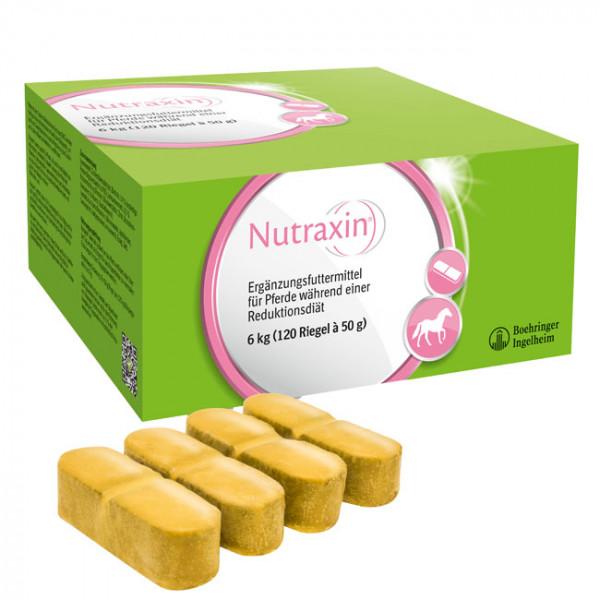 Nutraxin 120 Riegel a 50g