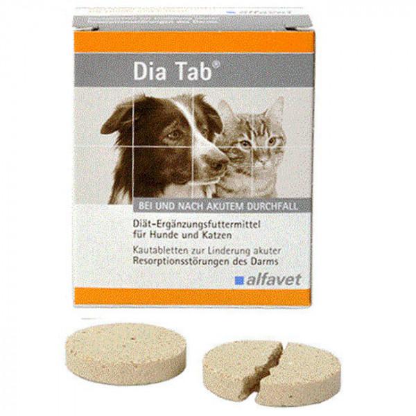Dia Tab 6x5,5g Kautabletten Hund Katze