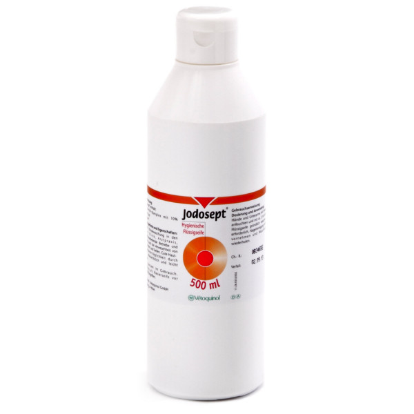 Jodosept Gel 500 ml