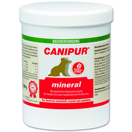 Canipur mineral 1000g