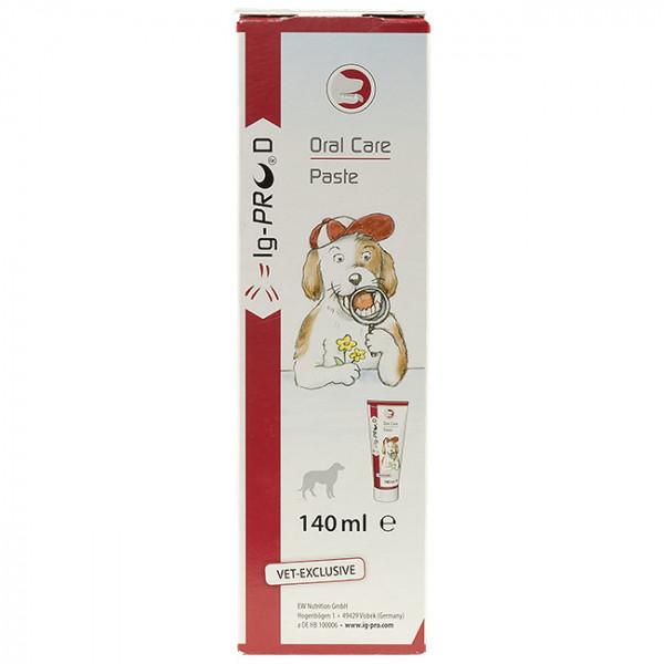 Ig-Pro D - Oral Care Paste für Hunde 140ml