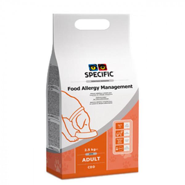 Specific Hund Food Allergy Management CDD-HY 2,0kg Trockenfutter