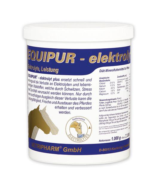EQUIPUR-elektrolyt plus 1000g