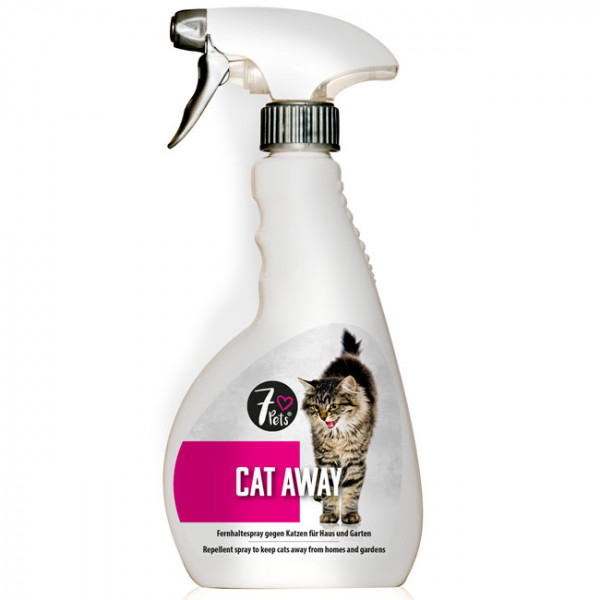 Schopf 7Pets Katze Cat Away 500 ml