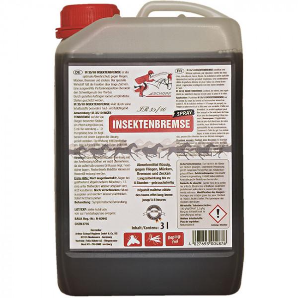 Schopf IR 35/10 Insektenbremse 3000ml