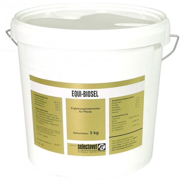 Equi-Biosel 3 kg