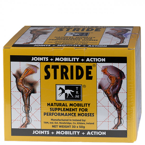 TRM Stride - 30 x 50 g