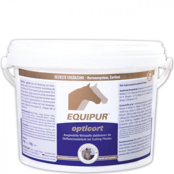 """EQUIPUR - opticort """"P"""" 3000g"""