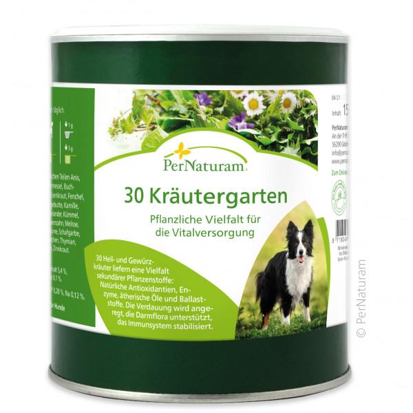 PerNaturam Hund 30-Kräutergarten 150g