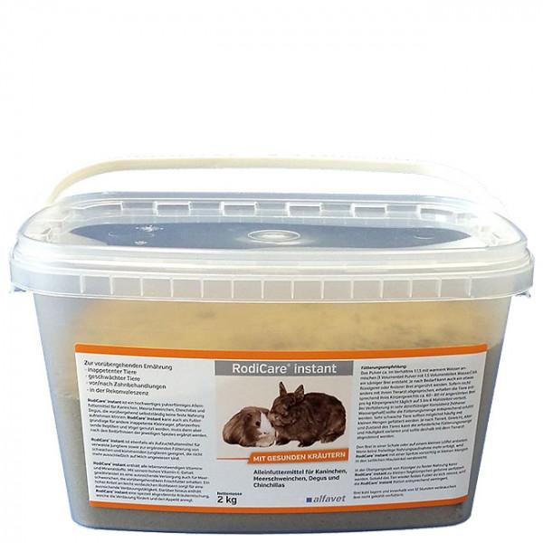 RodiCare instant 2 kg Pulver Nager appetitanregend