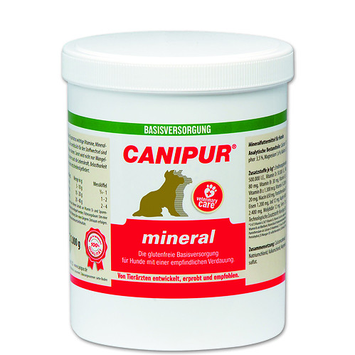 Canipur mineral 500g