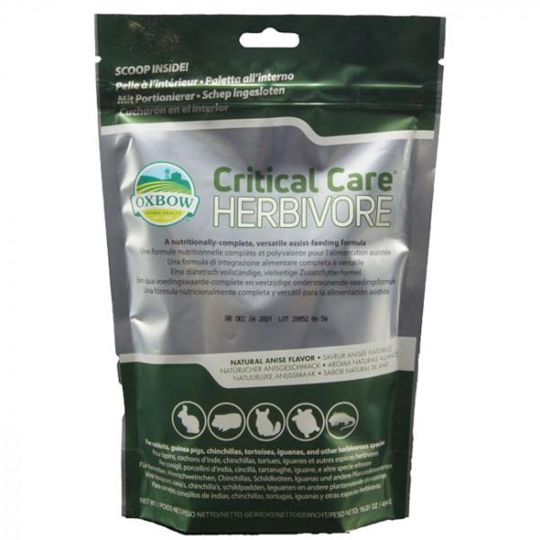 Critical Care Herbivore, Anisgeschmack für Pflanzenfresser 454g