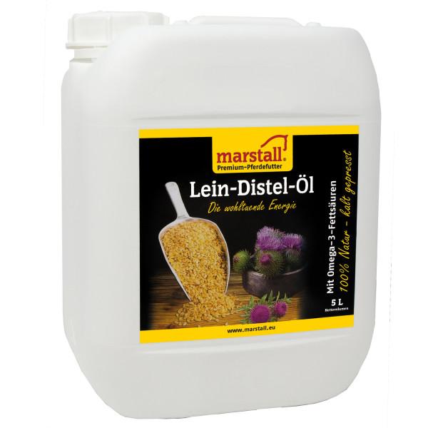 Marstall Lein-Distel-Öl 5 l